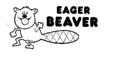 EAGER BEAVER Trademark of EAGER BEAVER BUICK-PONTIAC-GMC