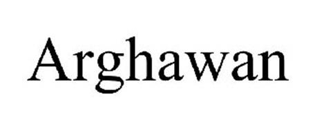ARGHAWAN Trademark of East Side Trading Co.. Serial Number