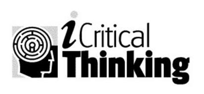 ICRITICAL THINKING Trademark of Educational Testing