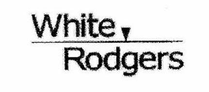 WHITE RODGERS Trademark of Emerson Electric Co.. Serial
