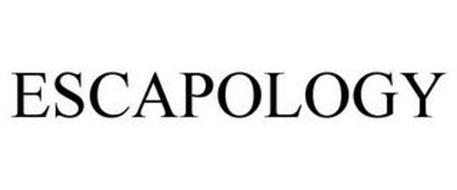 ESCAPOLOGY Trademark of Escapology Guernsey Limited Serial