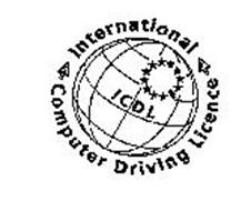 ICDL INTERNATIONAL COMPUTER DRIVING LICENCE Trademark of