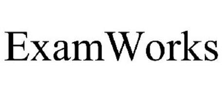 EXAMWORKS Trademark of ExamWorks, Inc.. Serial Number