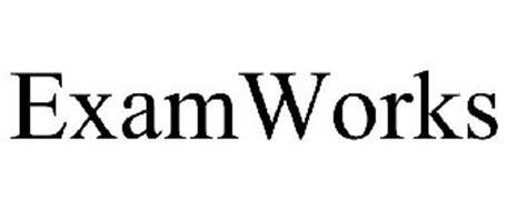 EXAMWORKS Trademark of ExamWorks, Inc.. Serial Number