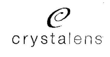C CRYSTALENS Trademark of eyeonics, inc.. Serial Number