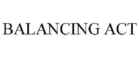 BALANCING ACT Trademark of Firehouse, LLC. Serial Number
