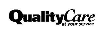 QUALITY CARE AT YOUR SERVICE Trademark of Ford Motor
