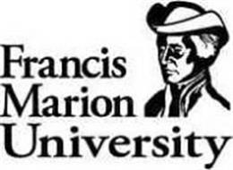 FRANCIS MARION UNIVERSITY Trademark of Francis Marion