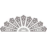 (NO WORD) Trademark of Gabbanelli Accordions & Imports, L