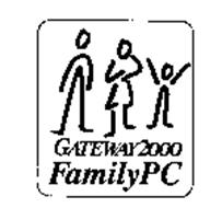 GATEWAY 2000 FAMILY PC Trademark of Gateway 2000, Inc