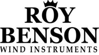 ROY BENSON WIND INSTRUMENTS Trademark of GEWA music GmbH