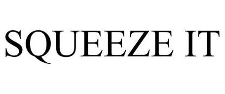 SQUEEZE IT Trademark of Global Food Concepts, Inc Serial