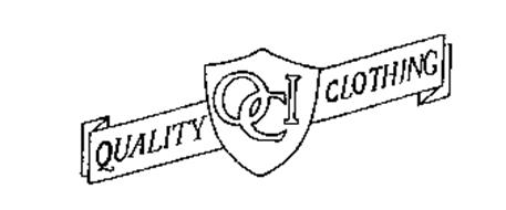 QCI QUALITY CLOTHING Trademark of GOODY'S FAMILY CLOTHING
