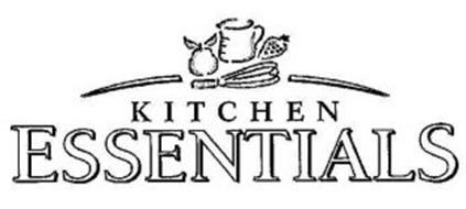 KITCHEN ESSENTIALS Trademark of Gordon Food Service, Inc