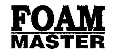Foam Master Trademark Of Hale Products, Inc Serial