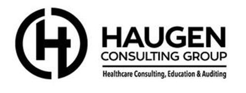 H HAUGEN CONSULTING GROUP HEALTHCARE CONSULTING, EDUCATION
