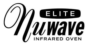 ELITE NUWAVE INFRARED OVEN Trademark of Hearthware, Inc