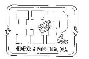 H&P INC. HELMERICH & PAYNE-TULSA, OKLA. Trademark of