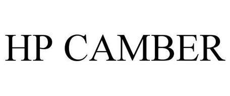 HP CAMBER Trademark of HEWLETT-PACKARD DEVELOPMENT COMPANY