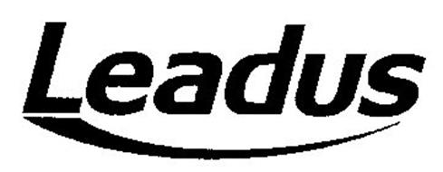 LEADUS Trademark of Hitachi-Omron Terminal Solutions