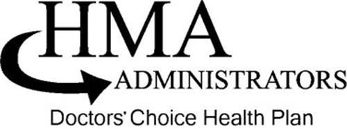HMA ADMINISTRATORS DOCTORS' CHOICE HEALTH PLAN Trademark