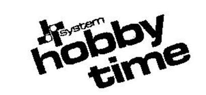 HOBBY TIME SYSTEM Trademark of Hobby-Time Bastel-System