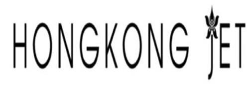 HONGKONG JET Trademark of Hong Kong Airlines Corporate Jet