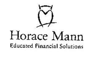 HORACE MANN EDUCATED FINANCIAL SOLUTIONS Trademark of