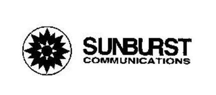 SUNBURST COMMUNICATIONS Trademark of Houghton Mifflin