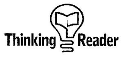 THINKING READER Trademark of HOUGHTON MIFFLIN HARCOURT