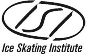 ISI ICE SKATING INSTITUTE Trademark of Ice Skating