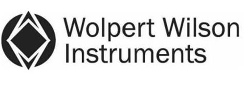 WOLPERT WILSON INSTRUMENTS Trademark of ILLINOIS TOOL