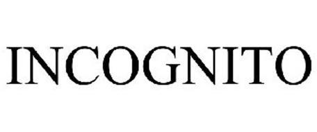 INCOGNITO Trademark of INCOGNITO SOFTWARE SYSTEMS INC