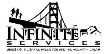 INFINITE SERVICES BRIDGING THE GAP BETWEEN YOU AND THE