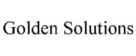 GOLDEN SOLUTIONS Trademark of INNOVATIVE TECHNOLOGY