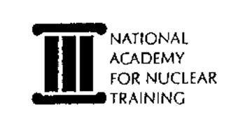 NATIONAL ACADEMY FOR NUCLEAR TRAINING Trademark of