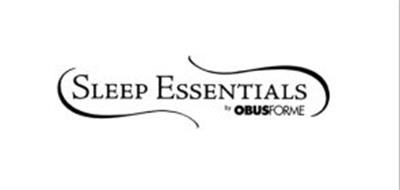 SLEEP ESSENTIALS BY OBUSFORME Trademark of INTEGRAL