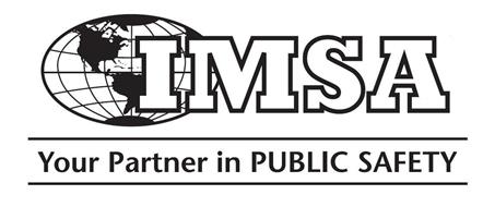 IMSA YOUR PARTNER IN PUBLIC SAFETY Trademark of