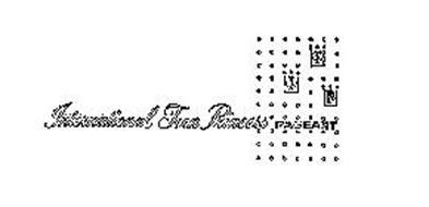 INTERNATIONAL TEEN PRINCESS PAGEANT ITP Trademark of