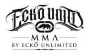 ECKO UNLTD. MMA BY ECKO UNLIMITED Trademark of IP Holdings