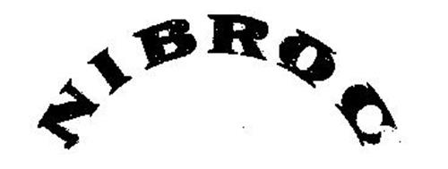 NIBROC Trademark of JAMES RIVER CORPORATION Serial Number
