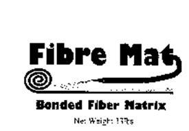 FIBRE MAT BONDED FIBER MATRIX Trademark of JAMISON, JOSEPH
