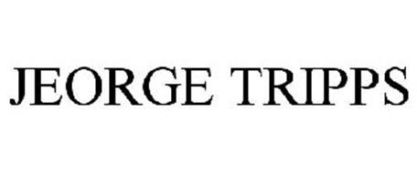 JEORGE TRIPPS Trademark of Jeorge Tripps. Serial Number