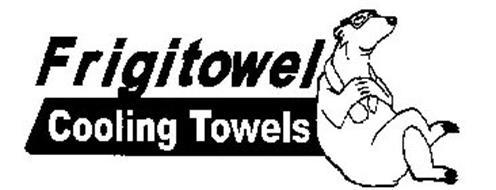 FRIGITOWEL COOLING TOWELS Trademark of JKM TRADING COMPANY