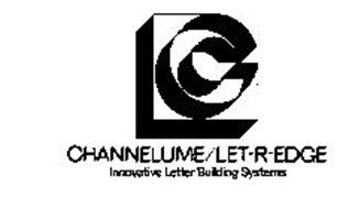 CHANNELUME/LET-R-EDGE INNOVATIVE LETTER BUILDING SYSTEMS