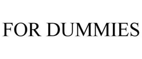 FOR DUMMIES Trademark of JOHN WILEY & SONS, INC. Serial