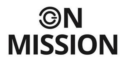 ON MISSION Trademark of Joseph Prince Ministries, Inc