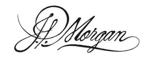 J.P. MORGAN Trademark of JPMORGAN CHASE BANK, N.A. Serial