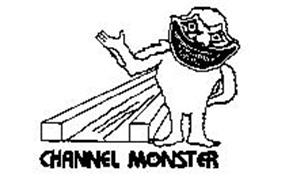 CHANNEL MONSTER Trademark of JWC ENVIRONMENTAL, LLC