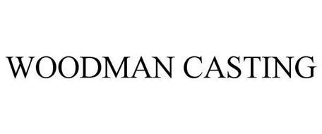 WOODMAN CASTING Trademark of KARAK LTD.. Serial Number
